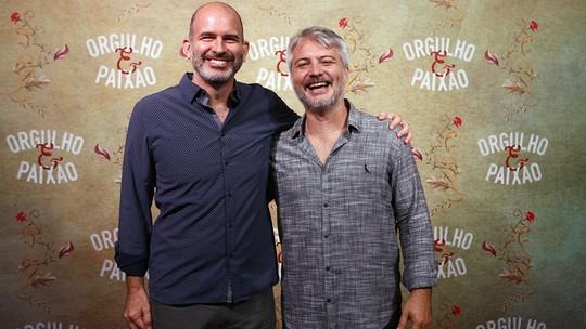 Marcos Bernstein e Fred Mayrink contam o que o público pode esperar de 'Orgulho e Paixão'