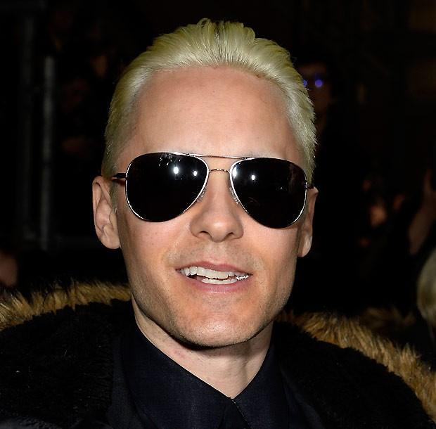 Jared Leto mudou de look para viver o Coringa no cinema (Foto: Getty Images)