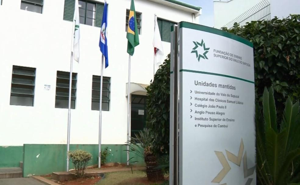 Sindicância da Fuvs apontou supostas irregularidades em compras de medicamentos pelo prefeito de Pouso Alegre — Foto: Reprodução EPTV