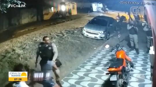 Família de Ibotirama aciona a Corregedoria da PM após terem casa invadida por agentes