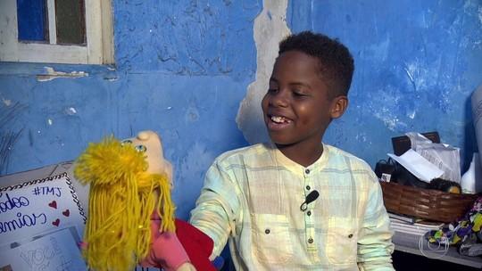 Campeão do The Voice Kids, Jeremias Reis é recebido com festa no Espírito Santo