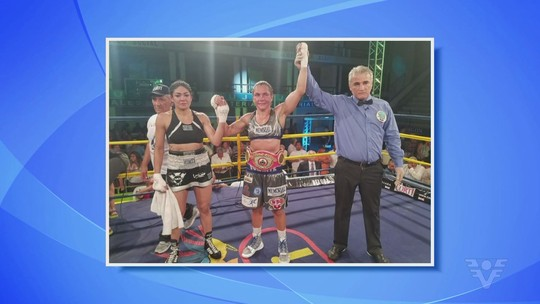 Rose Volante traz disputa de cinturão mundial de boxe ao Brasil depois de 17 anos