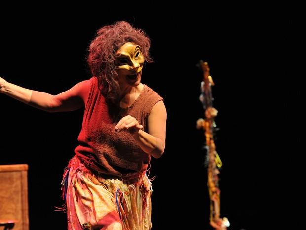 A apresentação é no Teatro do Sesc Iracema (Foto: Divulgação/ Grupo Olympia)
