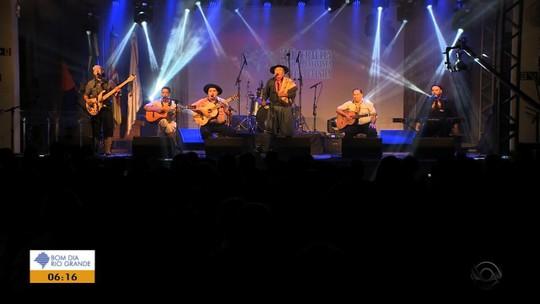 Canção 'O Cantador' é a vencedora da 26ª Tertúlia Musical Nativista