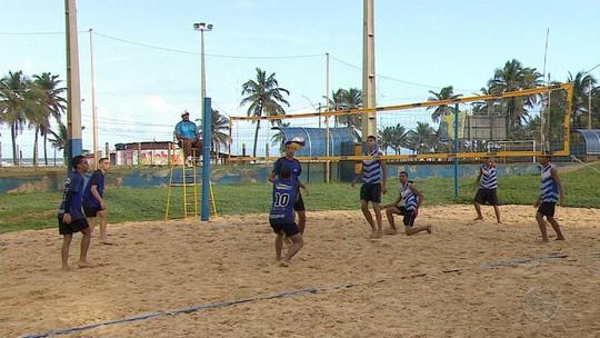 Amadeus fatura título no vôlei de praia 4 x 4 dos Jogos Escolares
