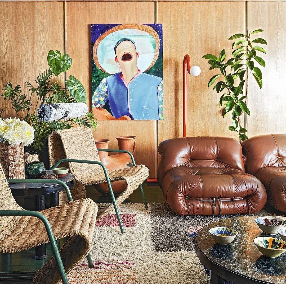 6 maneiras de usar vime na decoração