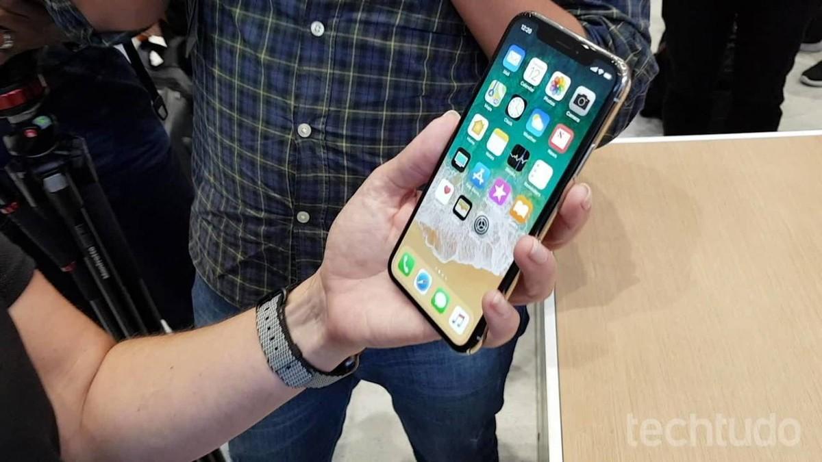 4eca8b97368 iPhone 8 e iPhone X são os lançamentos da Apple  veja preço e ficha técnica