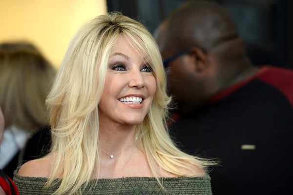 A atriz Heather Locklear  (Foto: Getty Images)