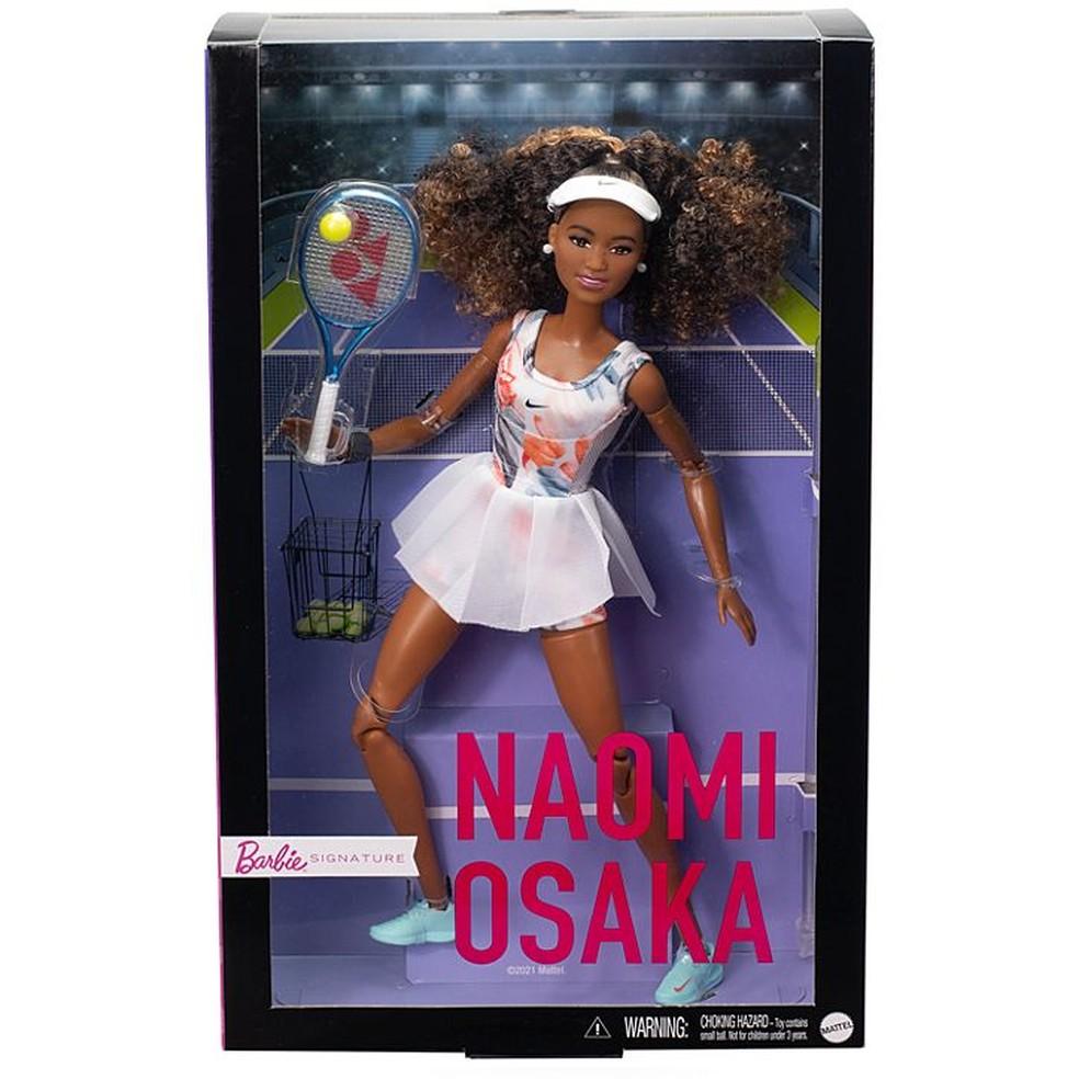 Naomi Osaka — Foto: Divulgação