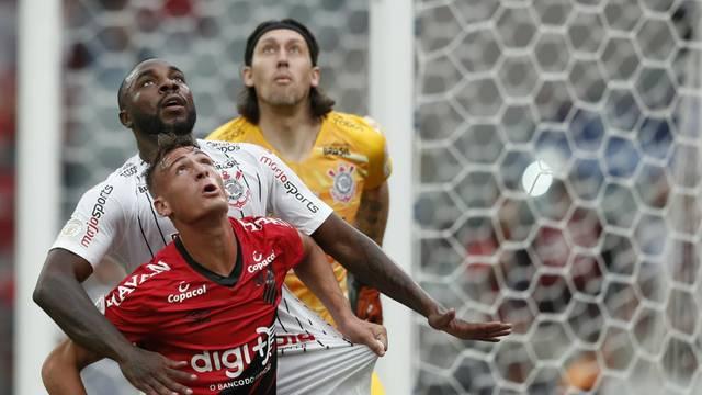 Athletico Pr 0 X 2 Corinthians Campeonato Brasileiro Rodada 5 Tempo Real Globo Esporte