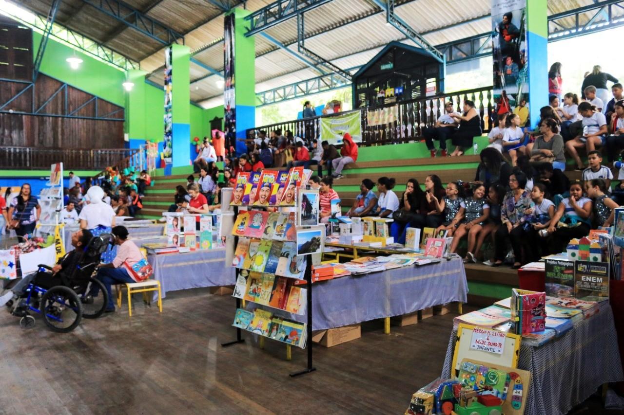 Feira Literária de Paracambi acontece neste fim de semana com programação extensa - Notícias - Plantão Diário
