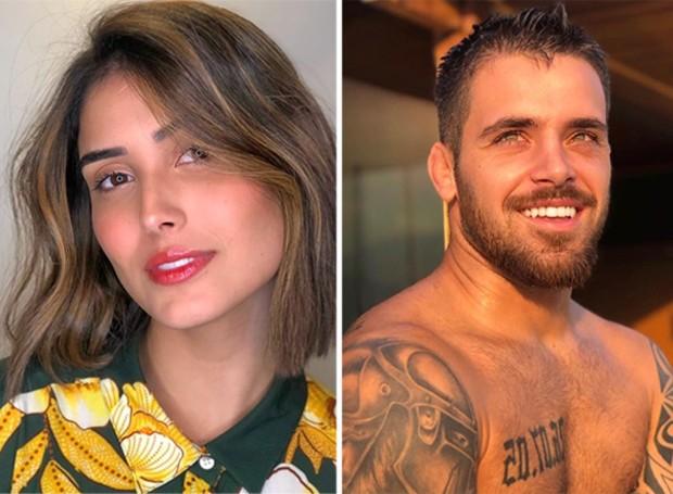 Letícia Almeida e Raí Amaral (Foto: Reprodução/Instagram)