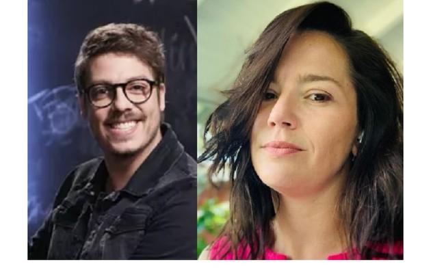 Fábio Porchat, que em seu programa no GNT pergunta aos famosos sobre 'crushes', revela ao site que Natalia Lage era a sua na adolescência (Foto: Reprodução)