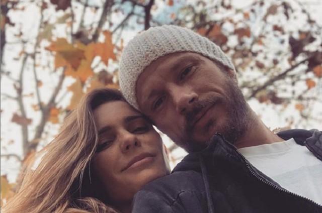 Rodrigo Hilbert e Fernanda Lima (Foto: Reprodução)