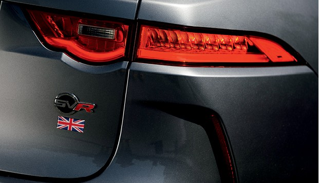 Jaguar F-Pace SVR  (Foto: Christian Castanho)