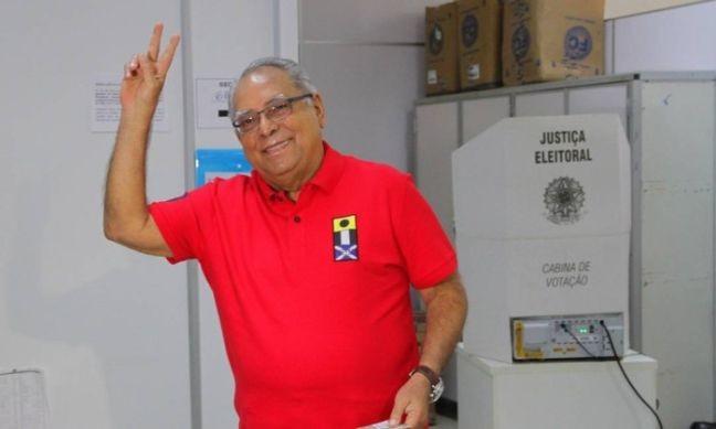 Amazonino Mendes é eleito governador do Amazonas pela quarta vez