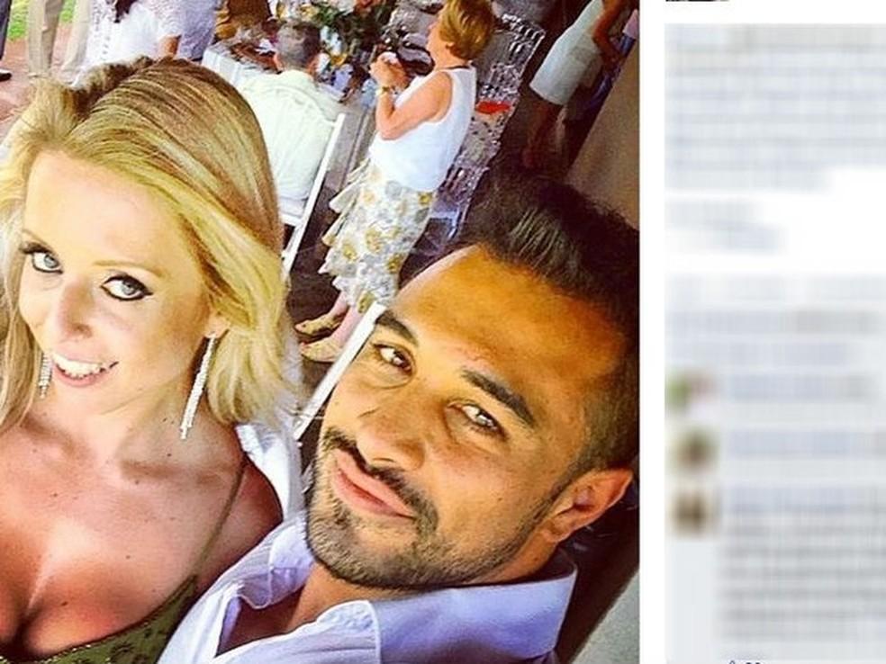 Raphel Suss Marques é acusado de matar Renata Muggiati (Foto: Reprodução)
