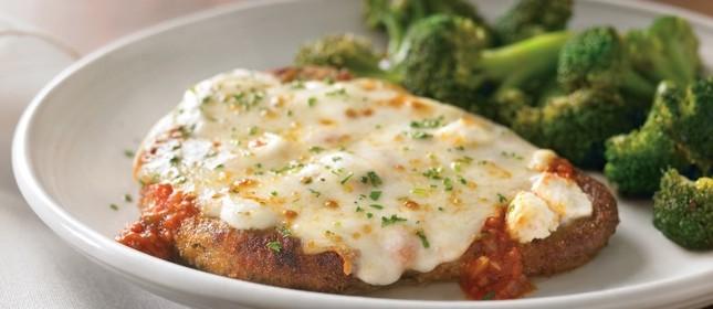 O filetto parmigiano