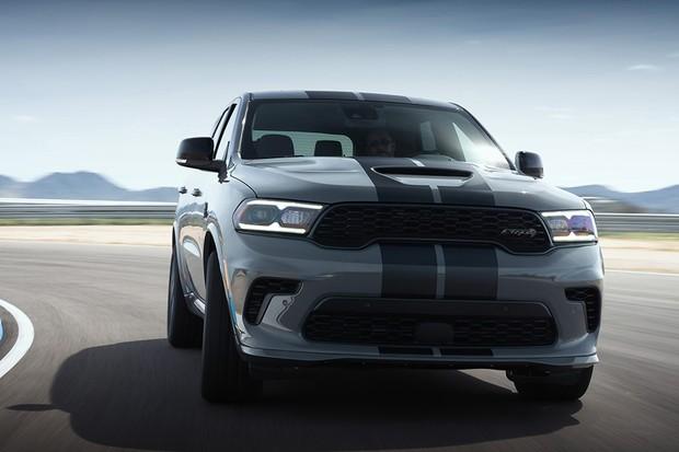 Dodge Durango SRT Hellcat 2021, o Rei dos SUV  (Foto: Divulgação)