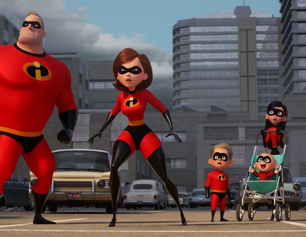 Os Incríveis 2 - A família 2 (Foto: Divulgação)