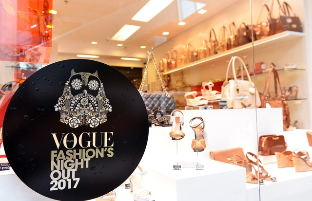 Vogue Fashion's Night Out 2017 (Foto: Foto: Acervo Vogue)
