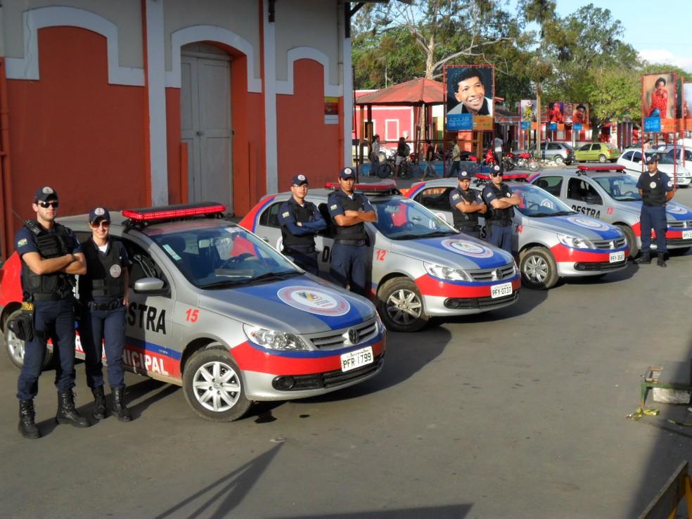 Aprovados no concurso público para a Guarda Municipal de Caruaru irão atuar na Destra â?? Foto: Telmo Mariano Júnior/Blog Guarda Municipal