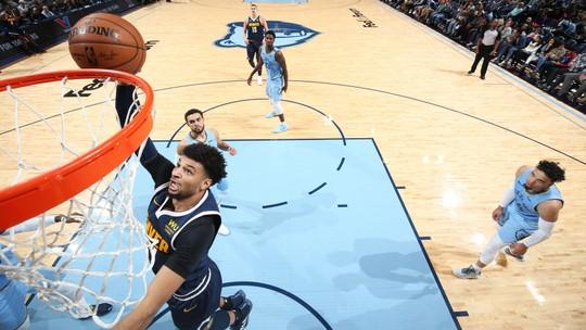 Melhores momentos de Memphis Grizzlies 114 x 131 Denver Nuggets pela NBA