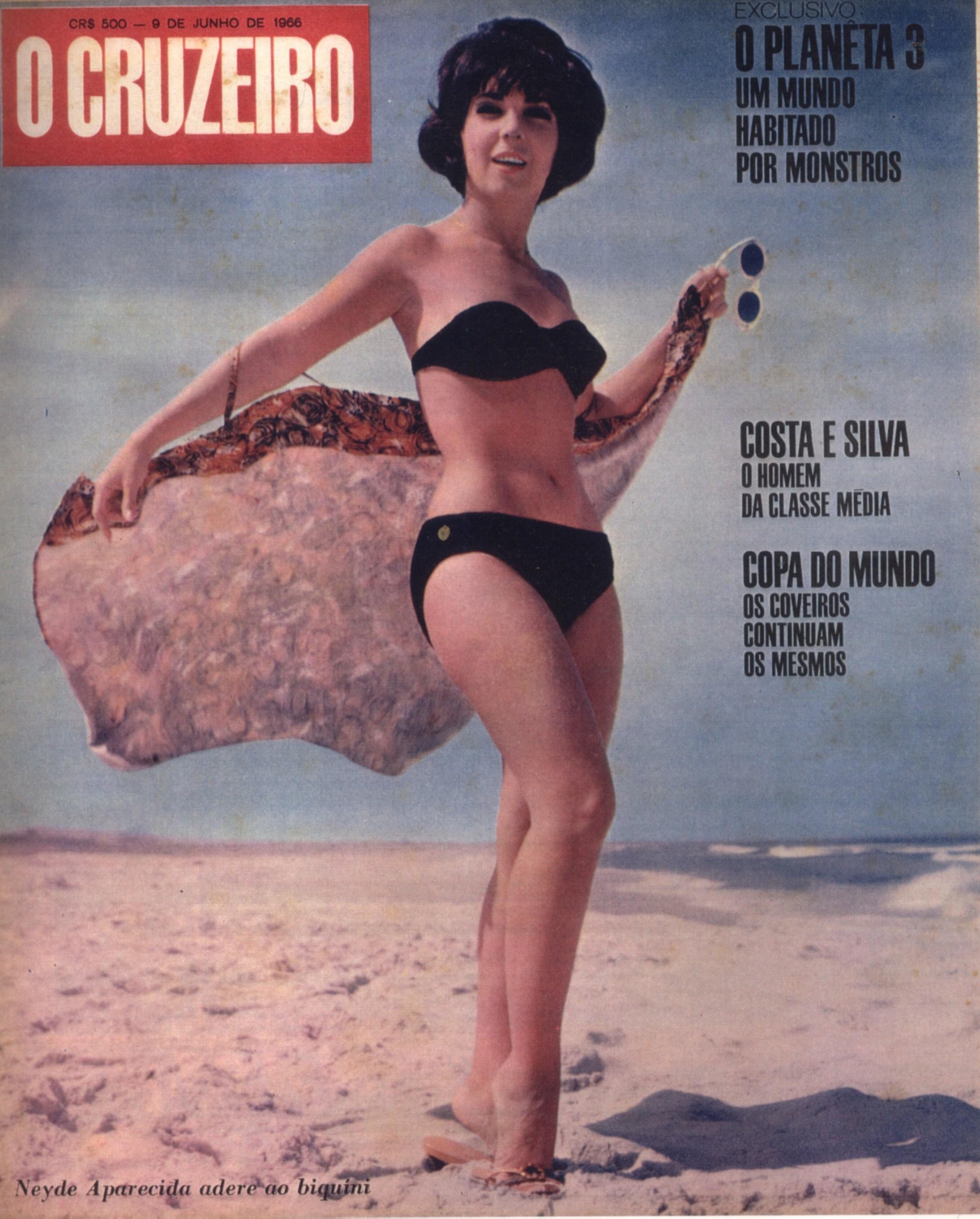 A revista O Cruzeiro de antigamente