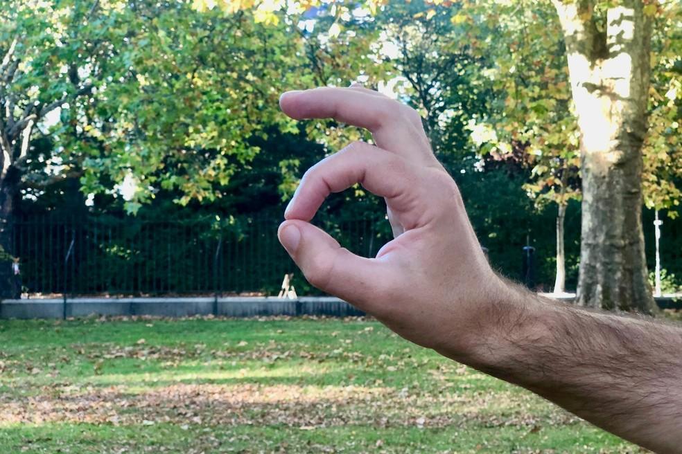 Fotos com sinal de 'OK' serão removidas do Instagram — Foto: Divulgação/Emojipedia