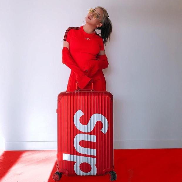 CL (Foto: Reprodução/ Instagram)
