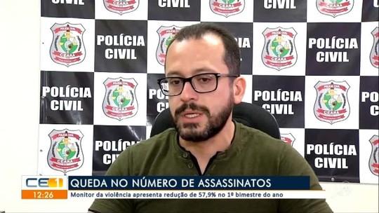 Ceará registra maior queda nos assassinatos no País
