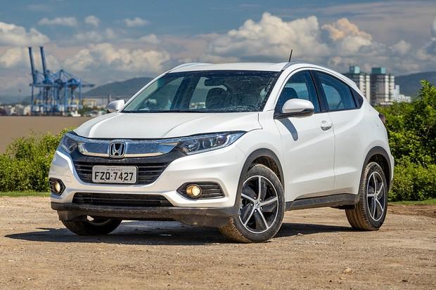 Honda HR-V EXL 2019 (Foto: Marcos Camargo/Autoesporte)