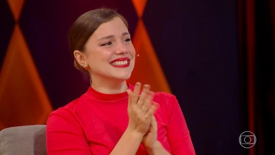 Alice Wegmann elege as três cenas mais marcantes de Dalila em 'Órfãos da Terra'