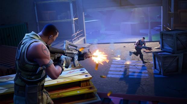 Fenômeno, Fortnite tem mais de 40 milhões de jogadore (Foto: Divulgação)