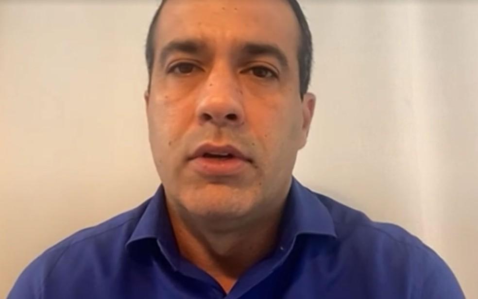 Bruno Reis diz que retomada das aulas em Salvador pode ocorrer em fevereiro de 2021 — Foto: Reprodução/TV Bahia