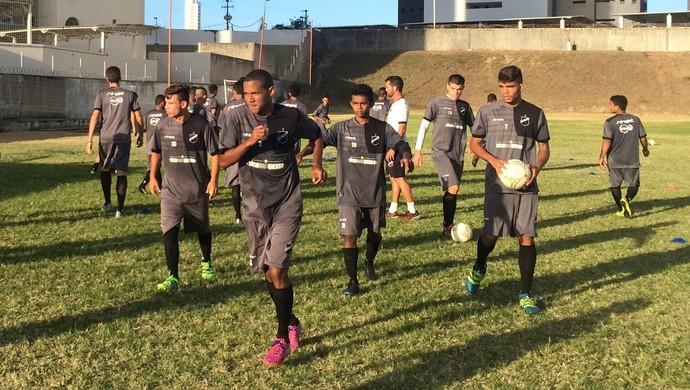 ABC sub-20 (Foto: Luiz Henrique/GloboEsporte.com)