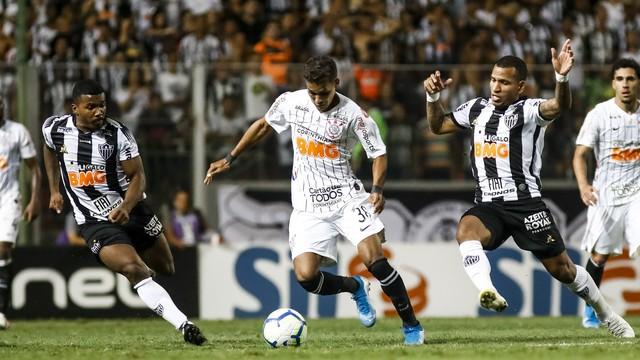 Pedrinho em Atlético-MG x Corinthians