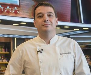 Rafa Costa e Silva ganha prêmio internacional de melhor chef
