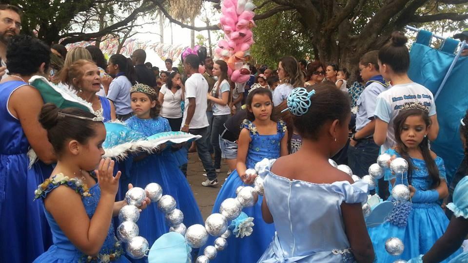 Nova Serrana sedia 37ª edição da Festa de Reinado no domingo
