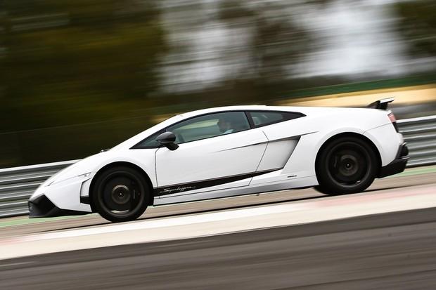 Lamborghini Gallardo (Foto: Divulgação)