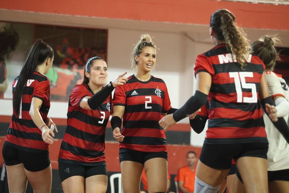 Com Flamengo como favorito, Superliga B feminina dá início à briga por vagas na elite