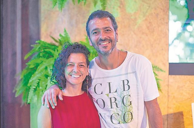 Gabriela Kapim e Marcos Palmeira (Foto: Divulgação)