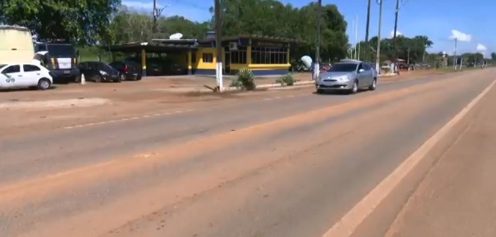 PRF deflagra Operação Dia do Trabalhador e reforça fiscalização nas rodovias do Acre (Foto: Reprodução/Rede Amazônica Acre)