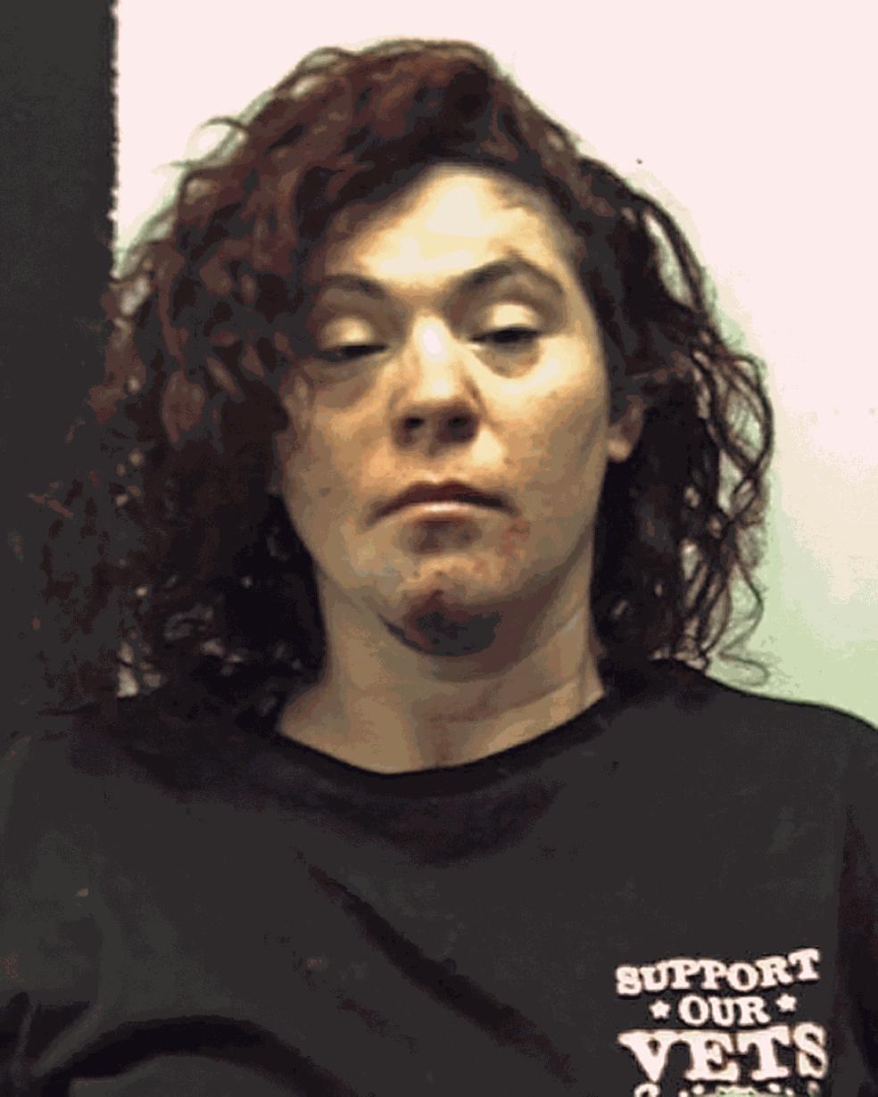 Holly Lynn Donahoo (Foto: Fayette County Prison via AP)