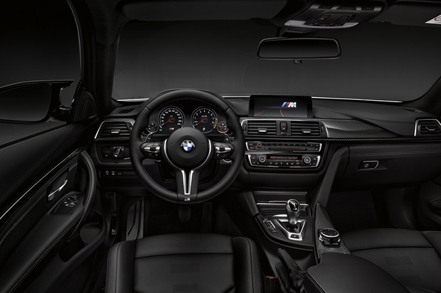 BMW M4 Coupé (Foto: Divulgação)
