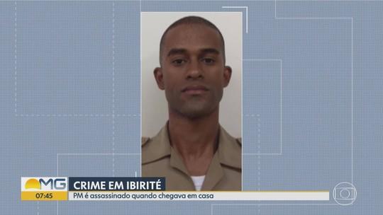 Policial militar é assassinado a tiros em Ibirité, na Grande BH