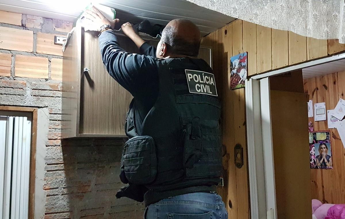 Polícia prende grupo suspeito de torturar e matar pessoas em Canoas e Nova Santa Rita