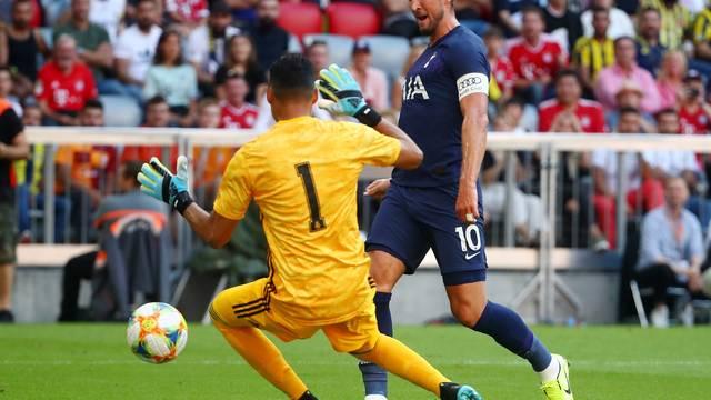 Kane vence Navas e marca o primeiro, Tottenham x Real Madrid