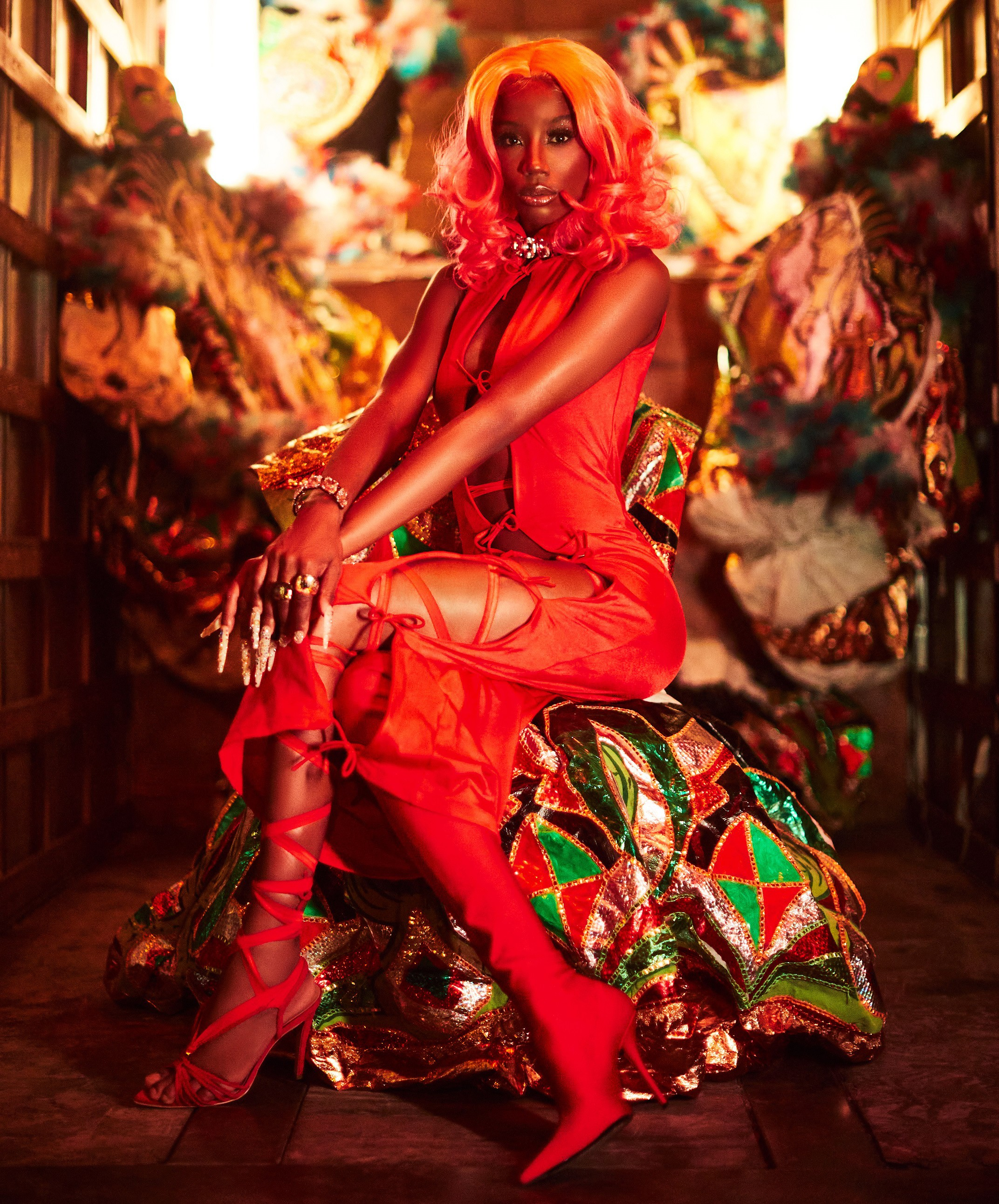 Malía segue a batida do trap e critica os críticos no single 'Brinco muito'