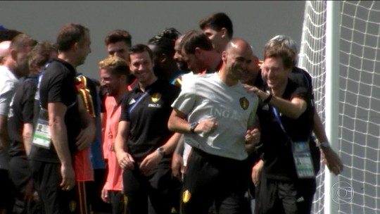 Inglaterra e Bélgica disputam terceiro lugar e o jogador Chuteira de Ouro